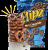 Flipz Milk Chocolate Pretzel Salati Ricoperti Di Cioccolato Al Latte 141G