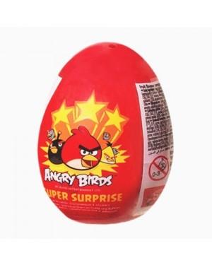 Angry Birds Ovetto Di Pasqua Con Sorpesa 27G