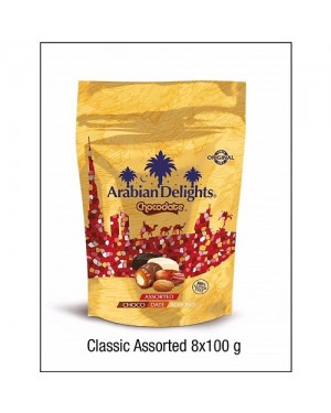 Arabian Delights Choco Date Assorted
