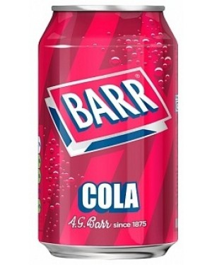 Barr Cola PM49p (24 x 330ml)