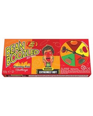 BeanBoozled Flamin Five Spinner Box (12 x 100g)