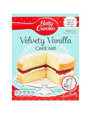Betty Crocker Vanilla Cake Mix