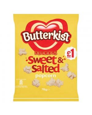 Butterkist Sweet & Salted Popcorn