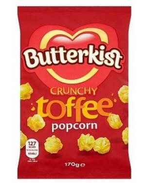 Butterkist Toffee Popcorn (14 x 170g)