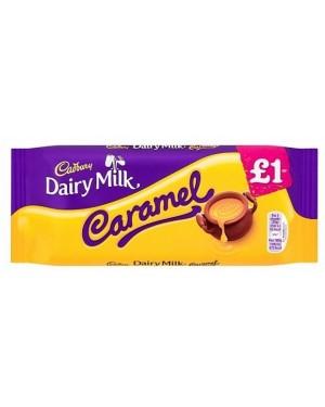 Cadbury Caramel PM£1 (16 x 120g)