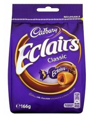 Cadbury Choc Eclairs Classic (7 x 165g)