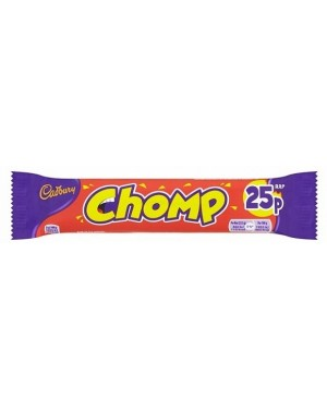 Cadbury Chomp Bar PM25p (60 x 23g)