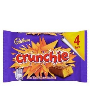 Cadbury Crunchie 4pk (10 x 100g)