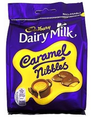 Cadbury Dairy Milk Caramel Nibbles (10 x 120g)