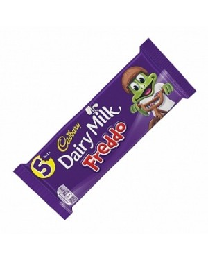 Cadbury Dairy Milk Freddo 5 Pack (Case of 30)