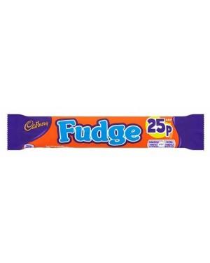 Cadbury Fudge Bar PM25p (60 x 25g)