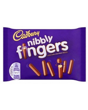 Cadbury Mini Fingers (16 x 40g)