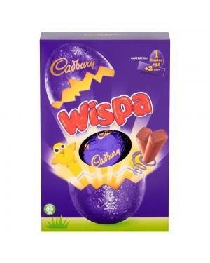 Cadbury Wispa Large Egg 249G Uovo Di Pasqua
