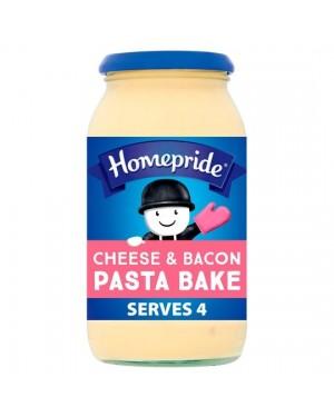 H/pride Pasta Bake Cheese & Bacon (6 x 485g)