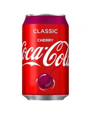 Coca cola ciliegia 330ml