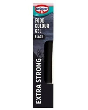 D/oetker Colour Gel Black (6 x 90g)