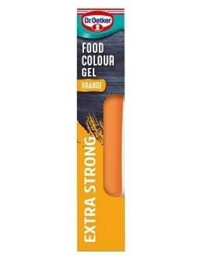 D/oetker Colour Gel Orange (6 x 15g)