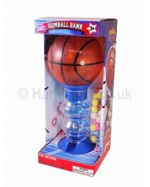 Dubble Bubble Basketball Gumball Machine