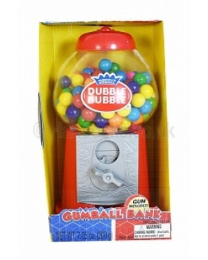 Dubble Bubble Traditional Gumball Bank
