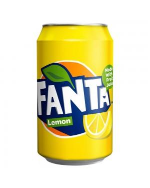 Fanta Lemon 330Ml Fanta Al Limone