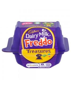 Freddo Little Treasure Cofanetto Cioccolato Al Latte Piu Sorpresa Misteriosa