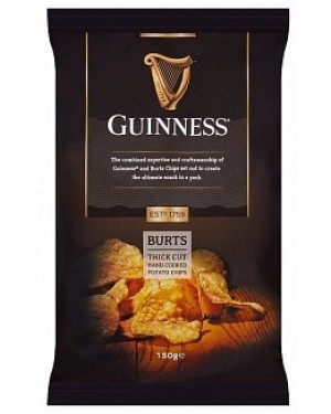 Guinness Potato Chips (10 x 150g)