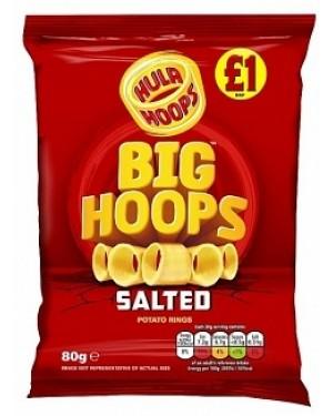 H/hoops Big Hoops Original PM£1 (16 x 80g)