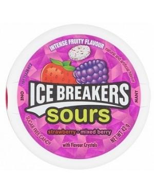 Ice Breakers Mixed Berry Gum (8 x 42g)