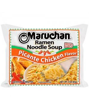 Maruchan Ramen Piccante Chicken Noodles Giapponesi Al Pollo Piccante