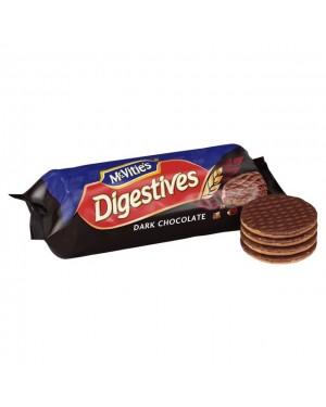 Mcvities Dark Biscotti Di Frumento Ricoperti Di Cioccolato Fondente