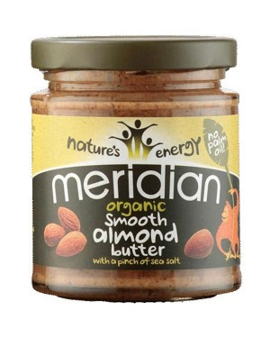 Meridian Almond Butter Smooth (6 x 170g)