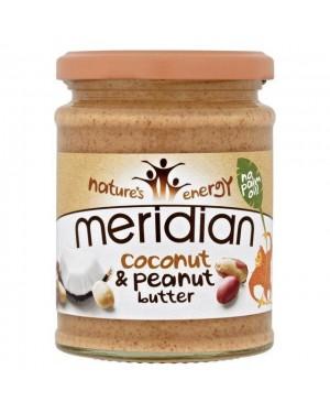 Meridian Coconut & Peanut Butter (6 x 280g)