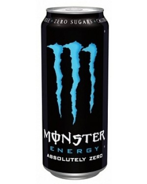 Monster Absolute Zero PM£1.29 (12 x 500ml)