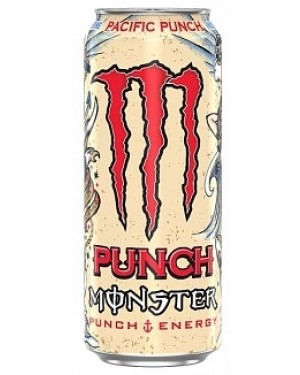 Monster Pacific Punch PM£1.39 (12 x 500ml)