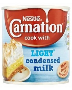 Nestle Carnation Condensed Milk Light (12 x 405g)