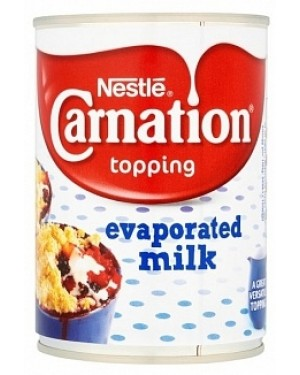 Nestle Carnation Evaporated Milk (24 x 410g)