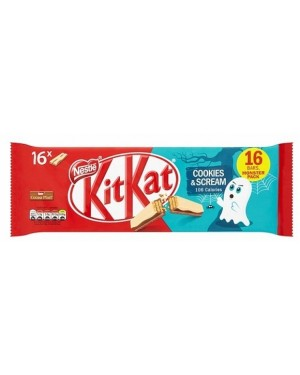 Nestle Kitkat 2f Cookie & Cream 16pk (11 x 331g)