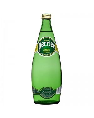 Perrier Classic Acqua Francese Naturalmente Frizzante In Vetro 750Ml