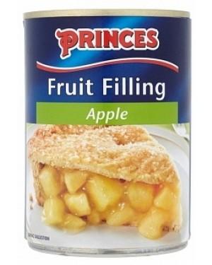 Princes Apple Fruit Filling (6 x 395g)