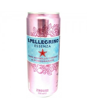 San Pellegrino Essenza Dark Cherry & Pomegranate