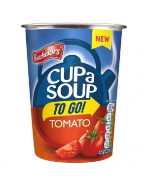 Batchlor Cup A Soup To Go Pot Tomato 33g (Case of 6)