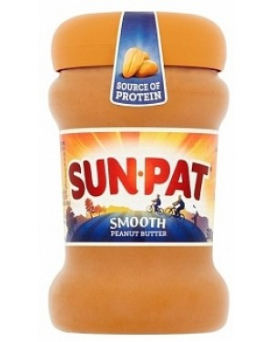 Sun-pat Smooth Peanut Butter (6 x 300g)