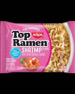Top Ramen Shrimps Noodles Giapponesi Al Gusto Gamberi