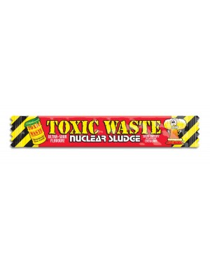 Toxic Waste Nuclear Bar Cherry Caramella Super Aspra Gusto Ciliegia 20G