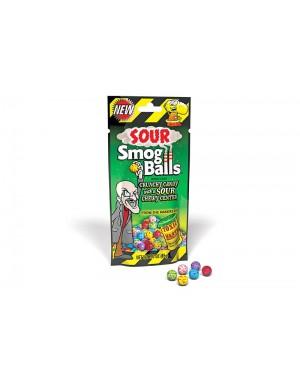 Toxic Waste Sour Smog Ball 85G Palline Di Caramelle Super Apsre