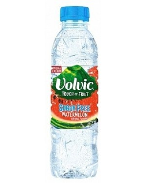 Volvic Touch Of Fruit Watermelon Sugar-free (12 x 500ml)