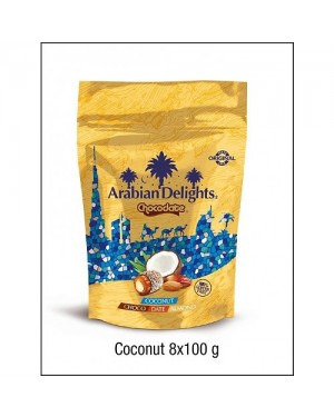 Arabian Delights Chocodate Coconut