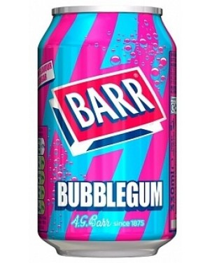 Barr Bubblegum PM49p (24 x 330ml)