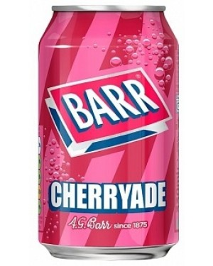 Barr Cherryade PM49p (24 x 330ml)