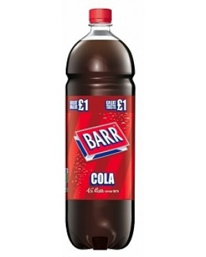 Barr Cola PM£1 (6 x 2.00l)